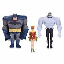 Batman Animado Legends Of The Dark Knight 3 Pack