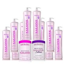 5 Kit Selagem Salone + 1 Beautox White +1 Beautox Violet