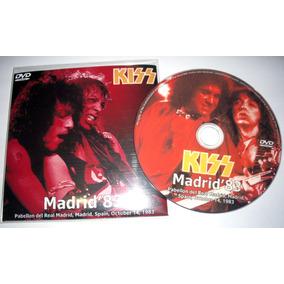 Kiss Madrid 83 Dvd