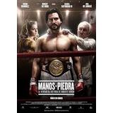 Poster Original Cine / Manos De Piedra ( Roberto Durán Boxeo