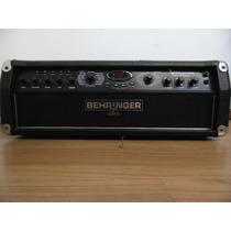 Cabeçote Behringer Lx1200h V-amp Pro 120w 12674 1 Uni Music