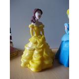 Princesa Bella En Porcelana Fria Para Tu Torta