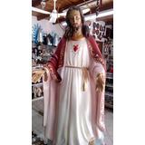 Imagen Religiosa - Sagrado Corazón De Jesus 55cm