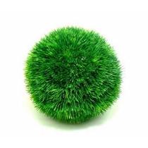 2 Bola De Grama Buchinho 20cm Jardim Artificial - 2x 801531