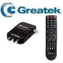Mini Receptor Digital Greatek Dvbs Ultimate