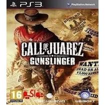 Call Of Juarez - Gunslinger Ps3