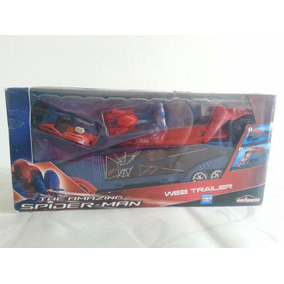 Carros De Spiderman Web Trailer