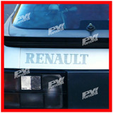 Calco Cupe Fuego Renault Gta Max - Calcomania Ploteoya!