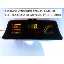 Kadett Gsi Monza Malha Painel Digital Circuito Frete Gratis