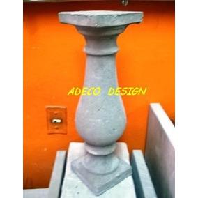 Balaustra 43 Cemento Balaustre Fabrica Columna