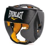 Cabezal Everlast Evercool Headgear Protector Mejilla Estuche