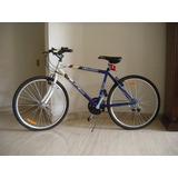 Vendo Bicicleta Montañera Kamikase Fx100 Rin 26 Como Nueva!