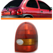 Lanterna Corsa Wind 94 95 96 97 98 99 Tricolor 2 Portas Ld