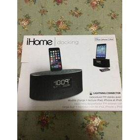 Caixa De Som Para Iphone (idock)