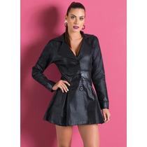 Casaco Blusa Modelo Sobretudo Feminino Inverno Frio Barato
