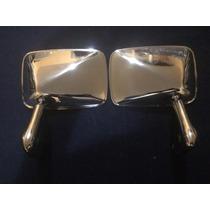 Retrovisor Chevette Tubarão 73 74 75 76 77 78 79 Metal