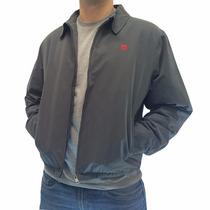 Campera Hombre Basefield Impermeable Microfibra