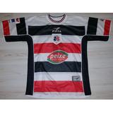 Camisa De Jogo Super Santa Cruz 2001 Finta #4 Peixe Tradição