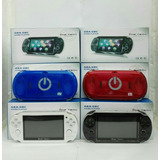 Psp Mp5 4 Gb Memoria Micro Juegos Tv Color Negro