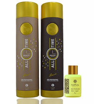 Zap Escova Progressiva Professional Kit (100%original)brinde