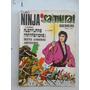 Curô Ninja O Samurai Guerreiro Nº 1! Sampa 1990 Cláudio Seto