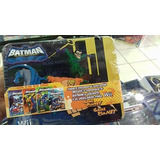 Batman The Brave And The Bold Wii + 3 Dvd Caja Metalica
