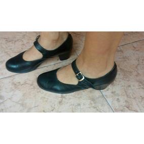 Zapatos De Danza Negros #3