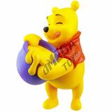 Boneco Do Ursinho Pooh Em Miniatura Original Winnie The Pooh