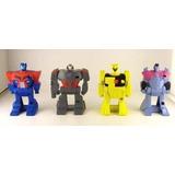 Coleccion Completa Transformers Animated (mc. Donalds )