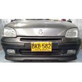 Acople O Bigote Bomper Delantero Renault Clio 1