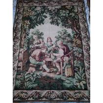 Alfombra.tapiz.gobelino.de Tienda Harrods. Antiguo.sin Uso