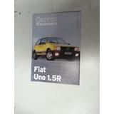 Fascículo Carros Nacionais! Fiat Uno 1.5r! Jornal Extra Rj!