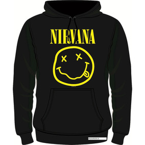 Toxic Sudadera Hoodie Hombre Nirvana Kurt Cobain Nevermind
