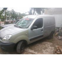 Camioneta Renault Kangoo 2 Furgon 80000 Y Cuotas