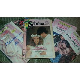 Lote Com 20 Livros Sabrina Julia Bianca