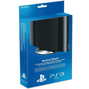 Base Vertical Stand Playstation 3 Ps3 Sony Original Nueva