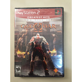 God Of War 2 Two Disc Set Nuevo Sellado Ps2