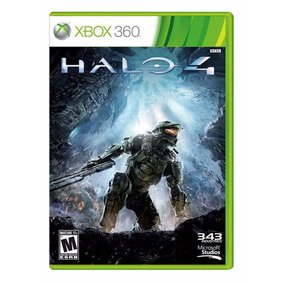 Xbox 360 - Halo 4 - Original - Mídia Física