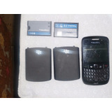 Blackberry Curve 8520 Oportunidad! +funda 2bats