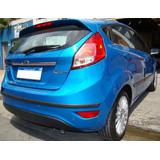 Ford Fiesta Kinetic 5p Protector De Paragolpes Trasero 36 Mm