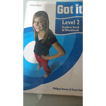 Livro: Got It! Level 2 - Student Book & Workbook