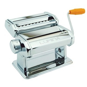 Maquina Preparar Macarrao Manual Cilindro Prepara 3 Tipos De