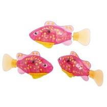 Bokit Bañera Juguetes Fish Electrónico 3.3 Iluminación Clow