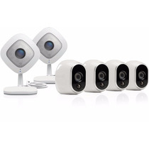 Camara De Seguridad Arlo Vmk3500-100nas Security Camera Kit