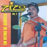 Cd - Zezo - Em Ritmo De Seresta - Volume 2