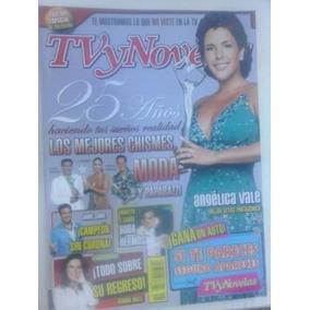 Tvnovelas,edicion Special 25 Años