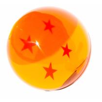 Esfera Del Dragon De 4 Estrellas Tamaño Real 7cm