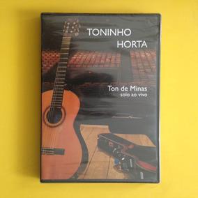 Dvd Toninho Horta . Ton De Minas Lacrado