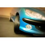 Juego Neblineros Peugeot 206 (nuevos)