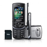 Celular Abri E Fechar Samsung Gts 3550s Prata, Semi Novo